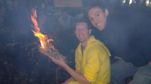 Happy fire starters