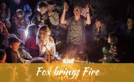 Fox brings Fire