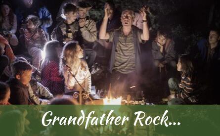 Grandfather Rock