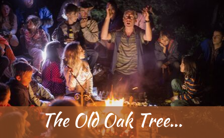The Old Oak Tree