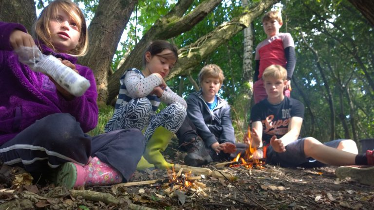 keeping the childrens fire alight